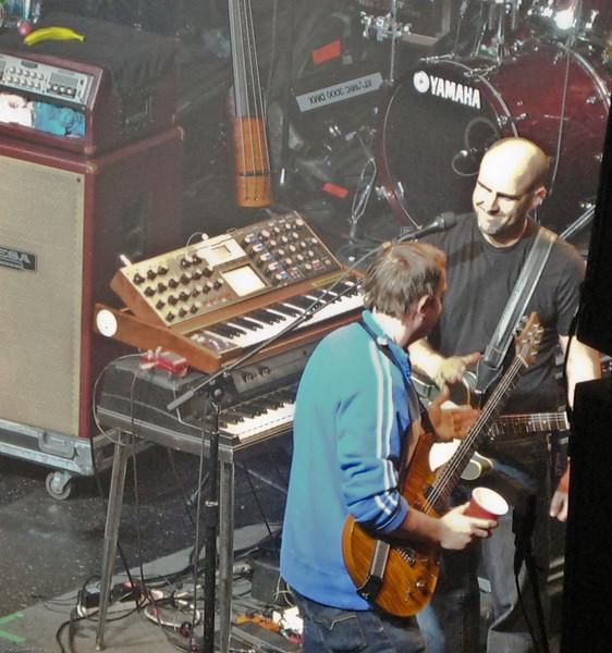 2008-01-25-Moe-TheRiviera Brendan Bayliss and Al