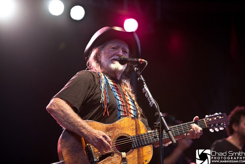 Willie Nelson @ Sumercamp 2009