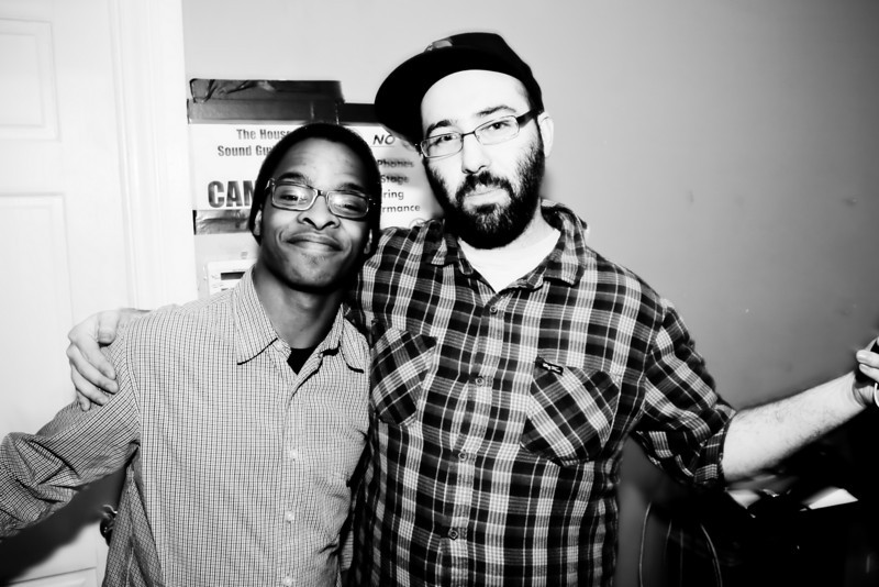 Alex B and  Kendo of Two Fresh @ Kinetic