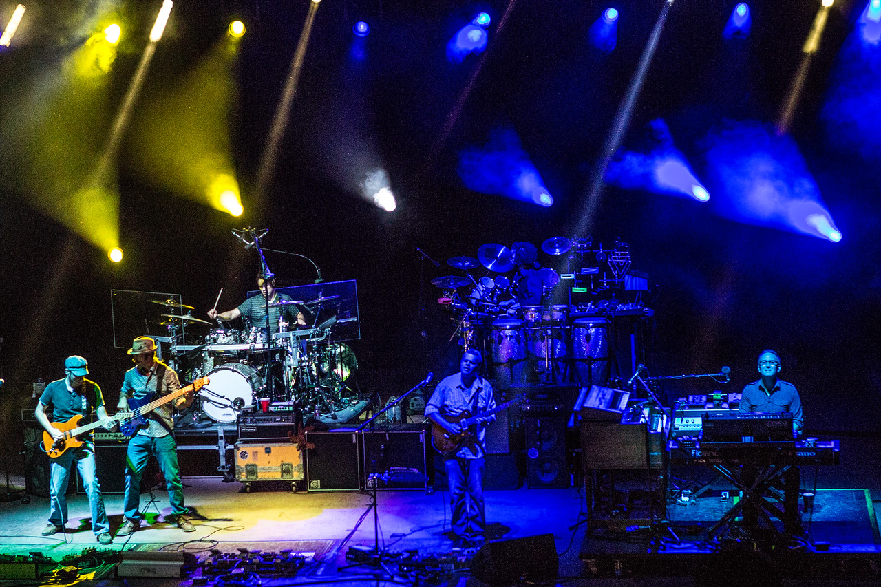 Umphrey's Red Rocks-360