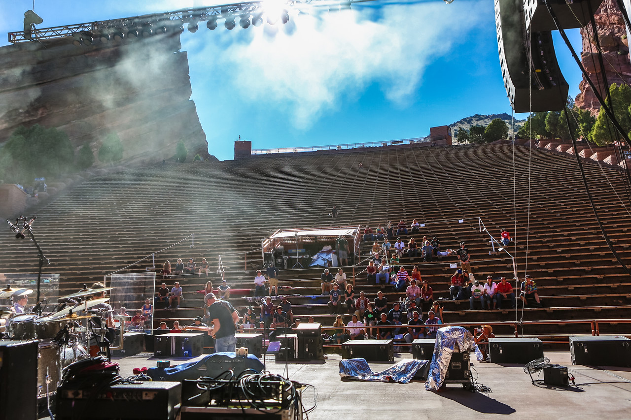 Umphrey's Red Rocks