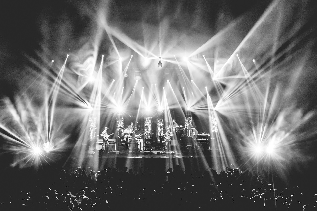 Umphrey's @ The Aragon 12312016_20161231__48A0515