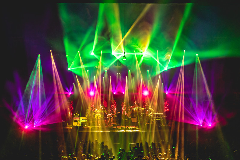 Umphrey's @ The Aragon 12312016_20161231__48A0489