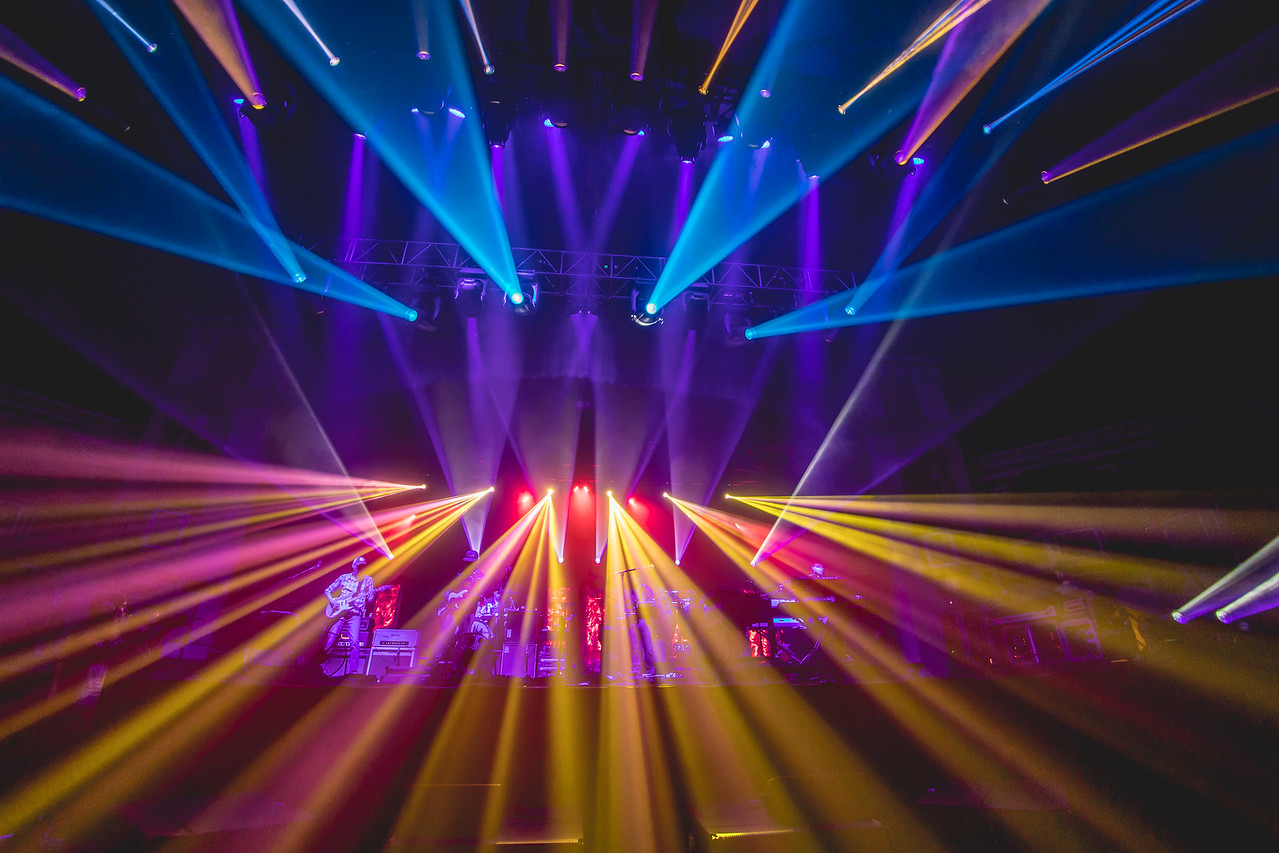 Umphrey's @ The Aragon 12312016_20161231__48A0666