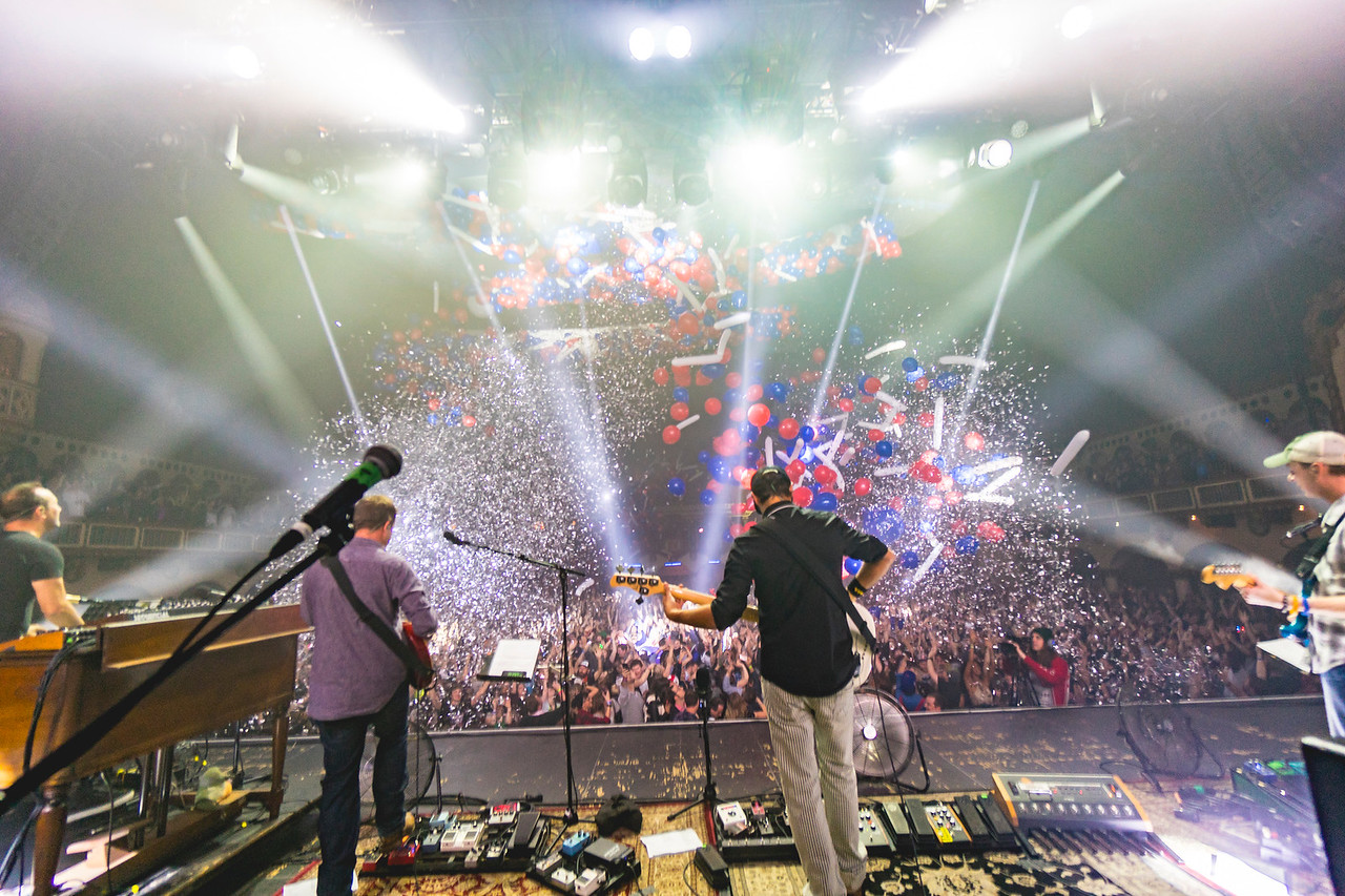 Umphrey's @ the Aragon 12312016,_20161231_DSC03263