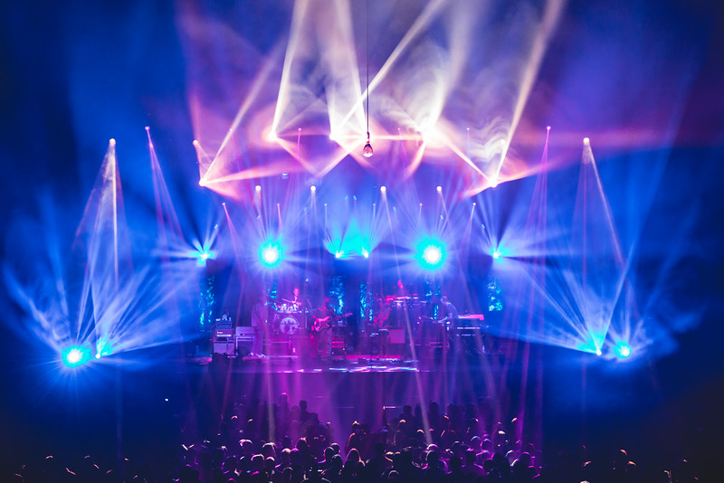 Umphrey's @ The Aragon 12312016_20161231__48A0488