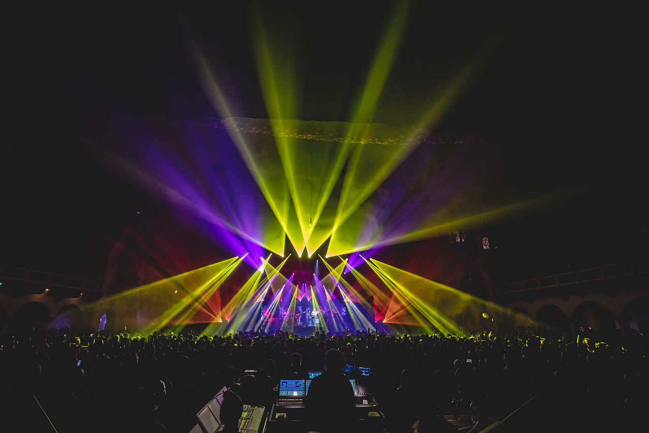 Umphrey's @ the Aragon 12312016_20161231_6O6A7549
