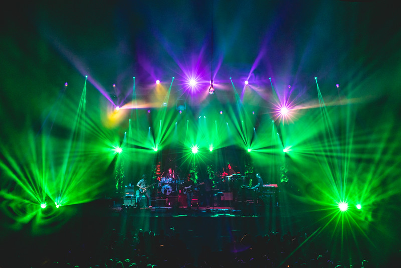 Umphrey's @ The Aragon 12312016_20161231__48A0492