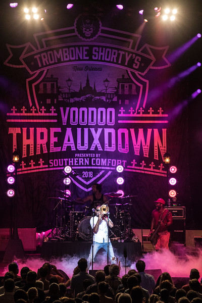 rombone Shorty's New Orleans Voodoo Threauxdown_20180826__48A7407