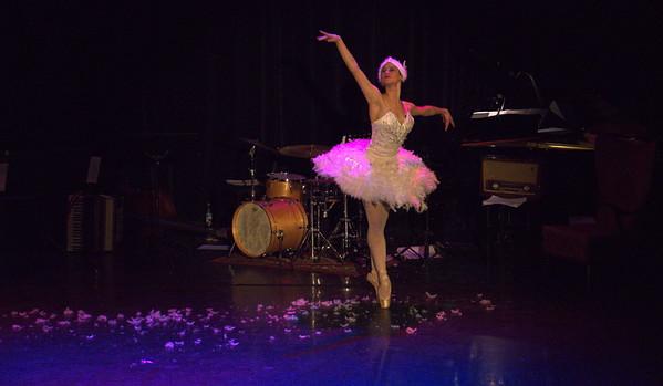 5. Dezember 2015 Radio Paloma Negra - Theater LL