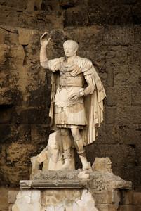 Statue des Kaisers Augustus