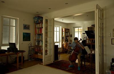 Hauskonzert + Lieder Matinee in Gilching