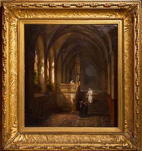 Die Klostertreppe (1867)