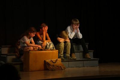 Theater in der Grundschule Weßling