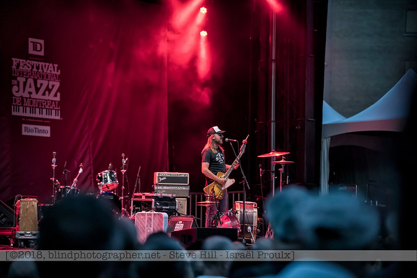 20180704-Festival de Jazz-Steve Hill-Israel Proulx