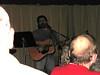 Performing at the BC Cafe, Corinth NY UMC