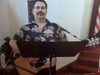 Performing at First UMC, Saranac Lake, NY