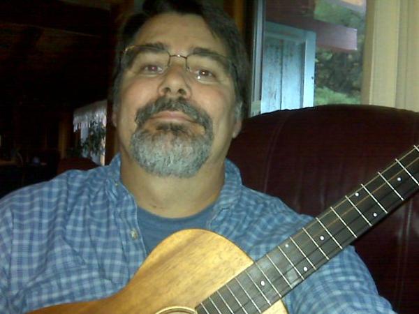 My & my new ukulele