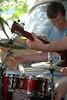 Performing at the Garnasiska Island Bash on Lake Winnipesaukee, NH 2009