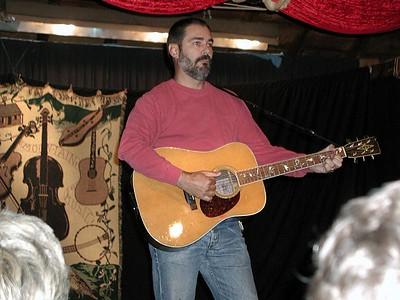 Performing at Meadowlark Music Camp in 2002