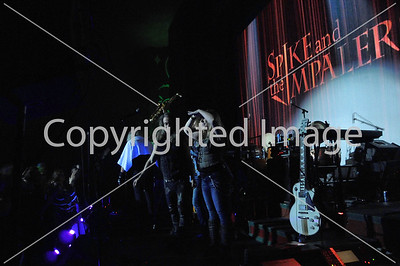 Spike & The Impalers at the Claws Chalet Theater in Enumclaw, WA - Mar 11th, 2017