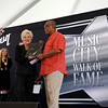 Music City Walk of Fame induction ceremony for Sam Moore and the band Alabama on Thursday,  May 26, 2016 in Nashville, Tenn.  Photos by Donn Jones Photography.