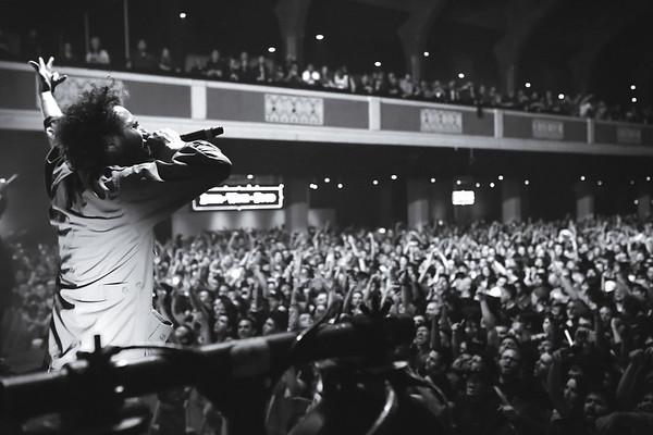 Zack de la Rocha w/ Run The Jewels