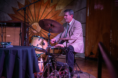 2019 Feb 9, Doug MacDonald Trio, Detroit: Joe Alcodray
