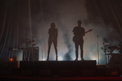 2019 August 29 - Phantogram, The Fillmore Detroit: Usaf Alcodray