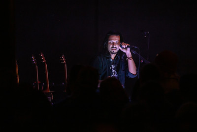 7 Dec 2019 - Pop Evil/Acoustic Tour, The Loft Lansing: Joe Alcodray