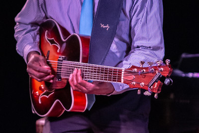 2019 Feb 22, Nathan Brown Trio, Detroit: Joe Alcodray