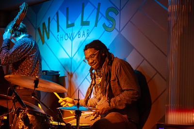 2019 Jan 27 Willis Show Bar, Private Event - Detroit: Joe Alcodray