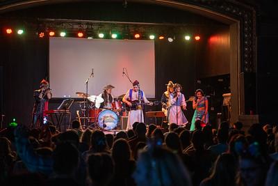 2019 June 15, The Little Mermen, Saint Andrews Hall Detroit: Usaf Alcodray
