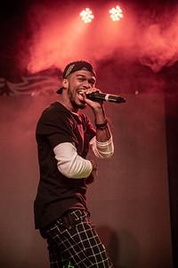 2018 Nov 20, Aminé, Detroit: Joe Alcodray