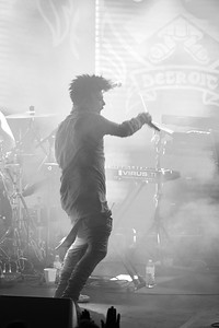 2017 Nov 30, Gary Numan, Detroit:  Joe Alcodray