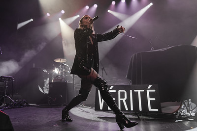 2019 Nov 6, Vérité - The Fillmore Detroit: Usaf Alcodray
