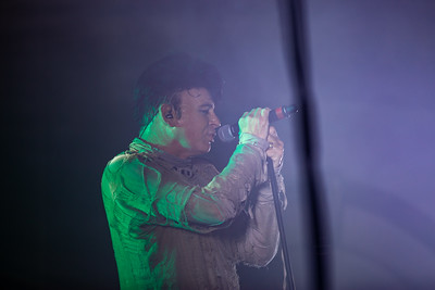 2018 Oct 2, Gary Numan, Seattle: Joe Alcodray