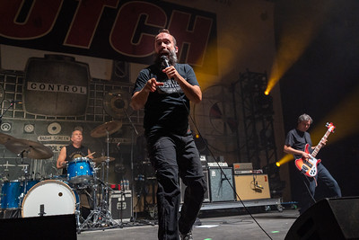 29 Sept 2019, Clutch - The Masonic Detroit: Usaf (Joe) Alcodray