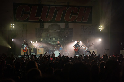 29 Sept 2019, Clutch - The Masonic Detroit: Usaf (Joe) Alcodray