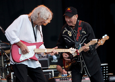 Albert Lee & James Burton