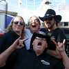 Scott Dalhouver photo bomb! With Jason McMaster, Tim Heyne, and Ron Keel.
