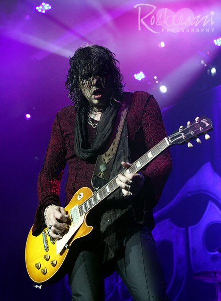 Tom Keifer. Cinderella @ Shiprocked, 11/12/10.