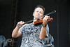 Jeb Reinhiller on Fiddle with 32 Below - WeFest 2010 - Photo by Pat Bonish