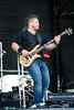 Tyler Waslien of 32 Below on Bass Guitar - WeFest 2010 -  Photo by Cindy Bonish