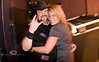 Colt Ford & Cindy Back Stage After the Show - Texas Club, Baton Rouge Louisiana - Photo by Pat Bonish