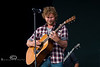 Dierks Bentley Jamming on Stage @ WeFest 2010 - Photo by Pat Bonish