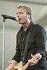 Dierks Bentley at the Bonnaroo Music Festival 2007 - Photo by Pat Bonish