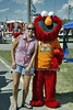 Cindy and Elmo - Dukesfest 07