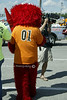 Elmo wearing the Colors - Dukesfest 07