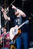 Sitting Around Waiting on Two Pink Lines - Eric Church at WeFest 2010 - Photo by Pat Bonish